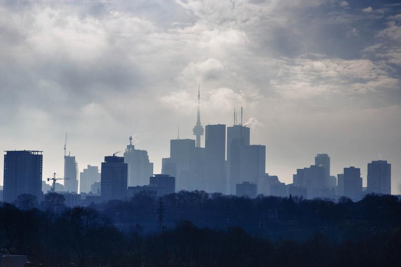 Smog by Simon Carr