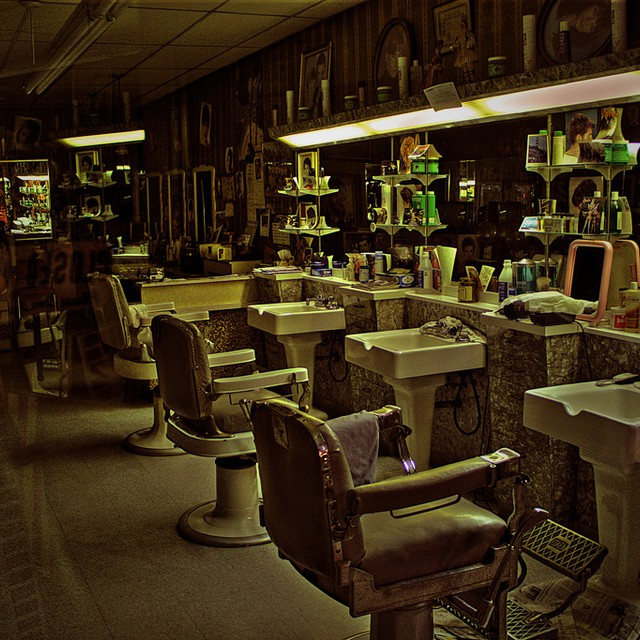 Photo of the Week: Closing Time