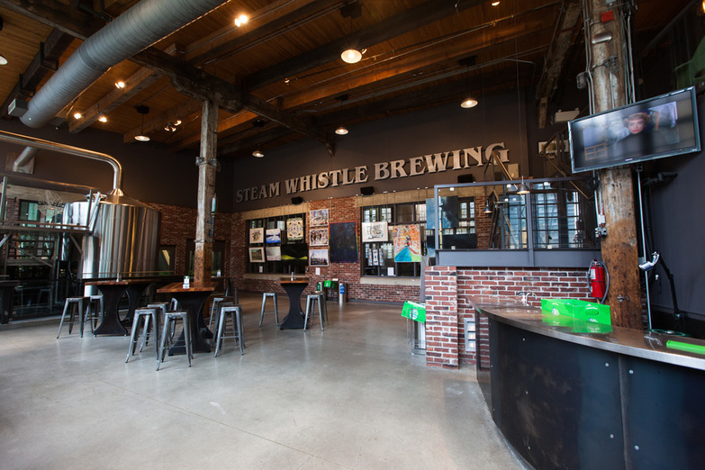 Steam Whistle Brewery 21