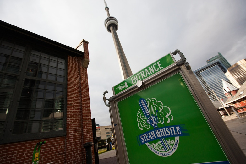 Steam Whistle Brewery 30