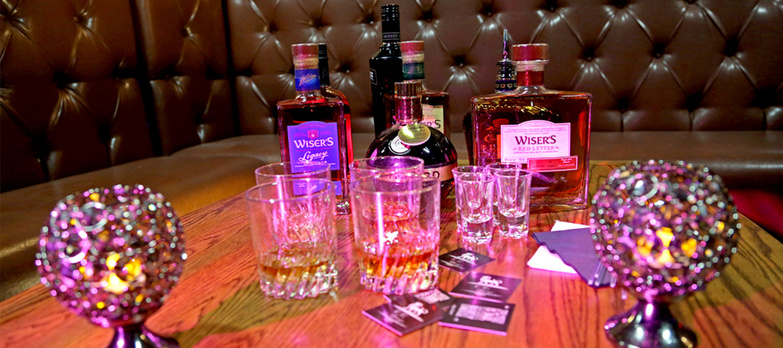 Toronto CC Lounge Whiskey