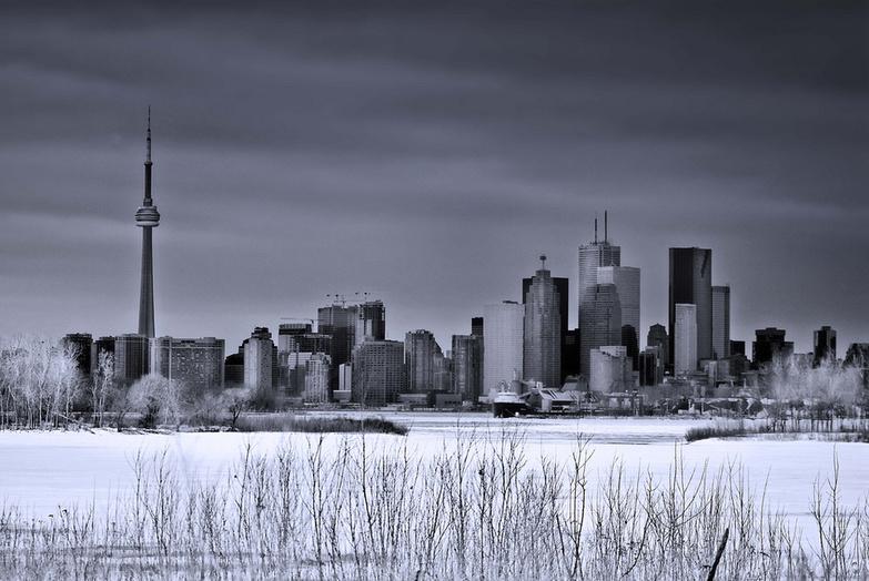 Toronto Ontario by John Ryan