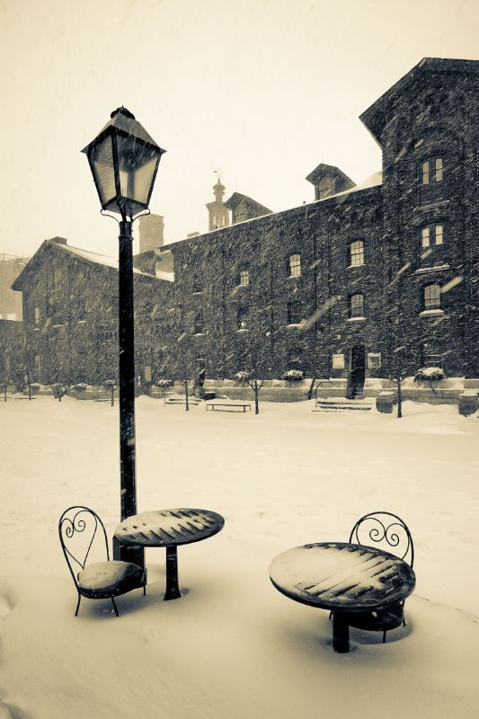 The Distillery District by somebody