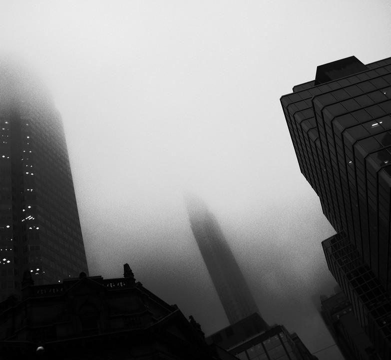 Photo of the Week: Winter Fog