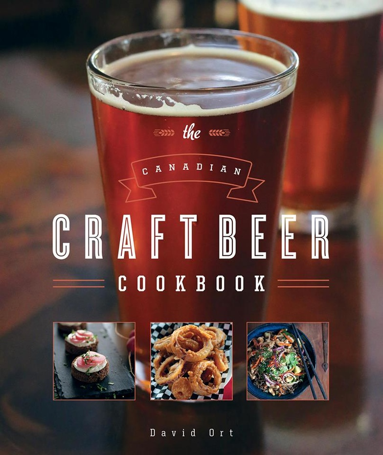 David Ort Craft Beer Cookbook