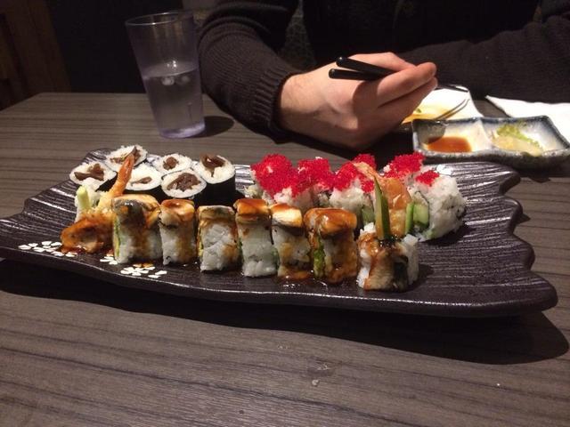 Sushi New Generation 486 Bloor sushi maki