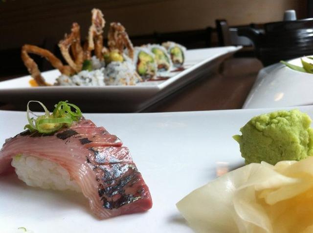 Sushi Yuzu No Hana sushi