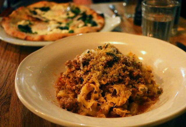 Jamies Italian Jamies sausage papardelle 2