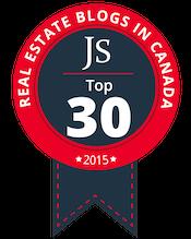 JS Top 30 Real Estate Blogs Badge