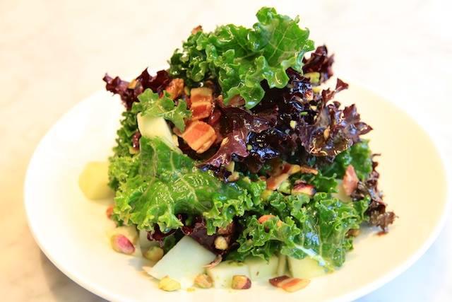 Church Aperitivo Kale salad