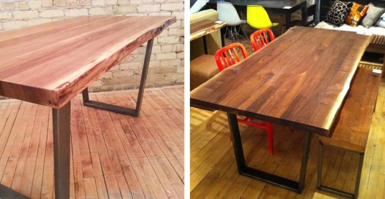 Davis Walnut table