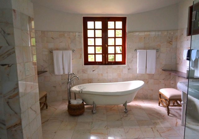 Bathroom by William LeMond