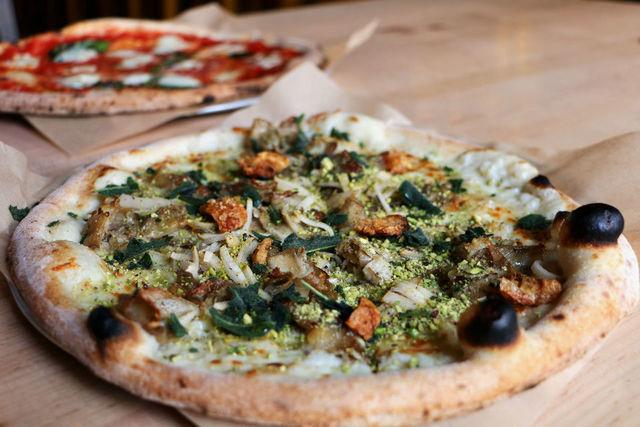 A3 Napoli porchetta and pizza