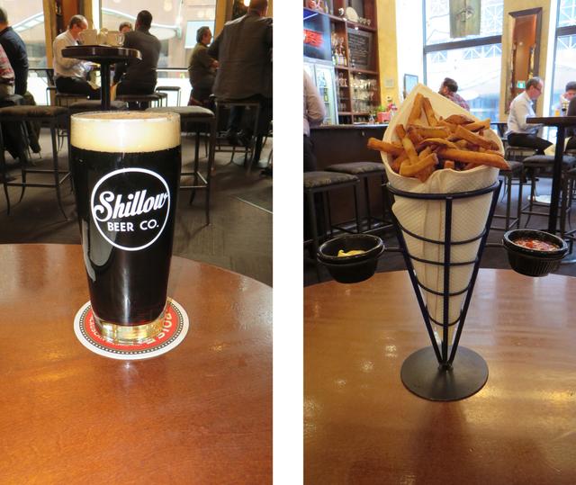 BeerBistro beer fries