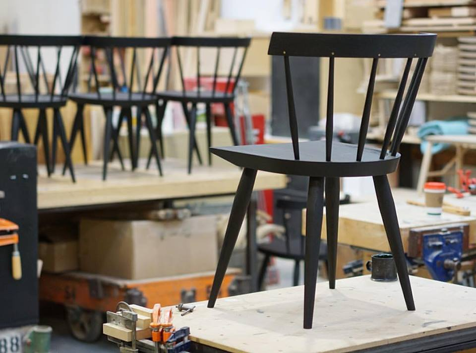 Edwin Chairs by Coolican & Company