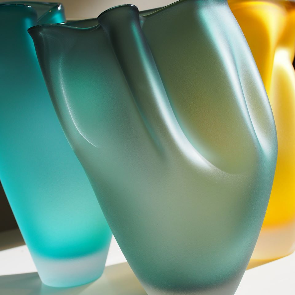 Ovelle Vases by Bergo Design