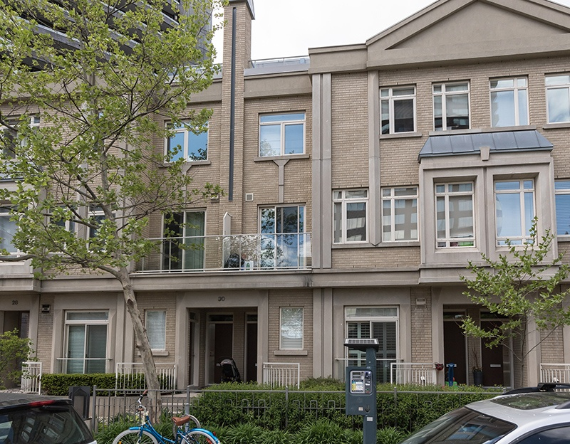 30D McMurrich Street - Central Toronto - Annex