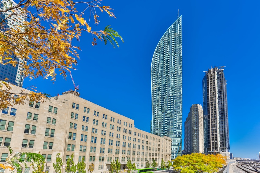 8 The Esplanade, Suite 2505 - Central Toronto - Toronto Waterfront