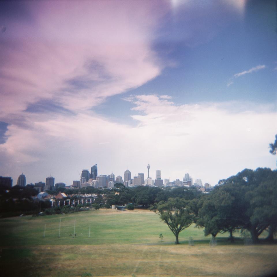 Moore Park by Liz Higgs