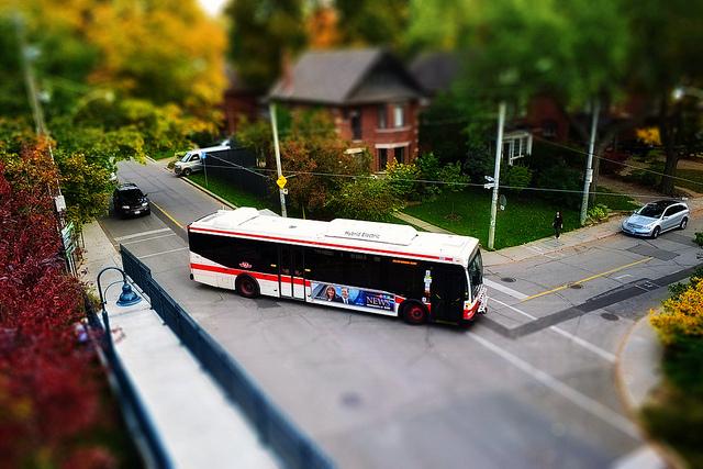 Rosedale bus