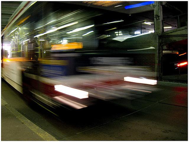 TTC Bus Arrival