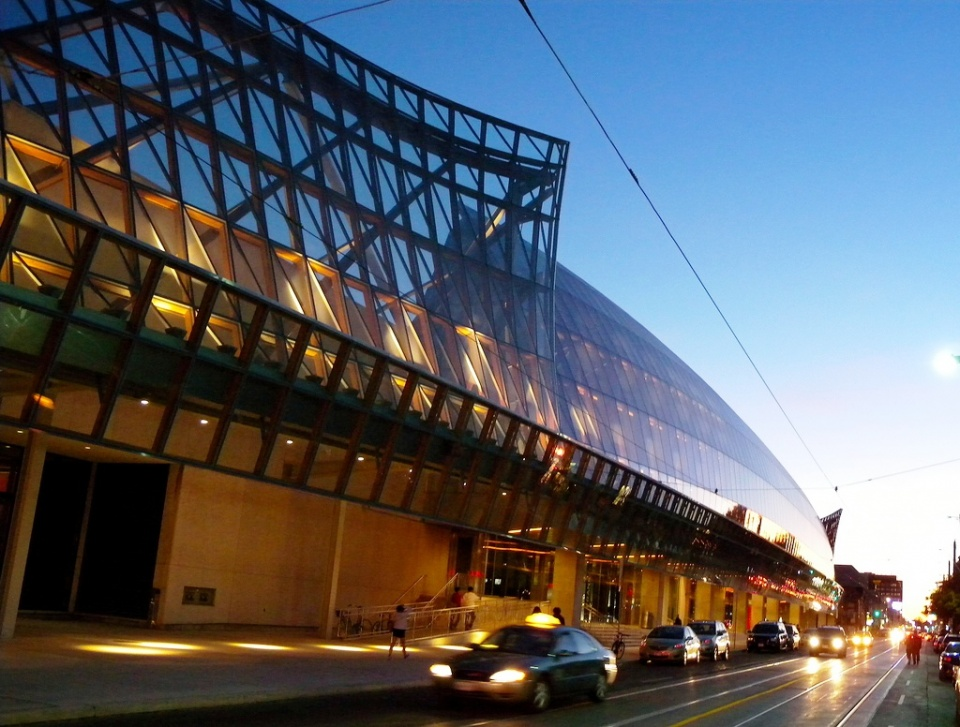 Galería De Arte De Ontario En Toronto: The Tour Of Canadian Art