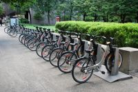 Bixi in Montreal by Adam Fagen