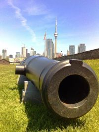 Fort York Toronto by Daniel Scuka
