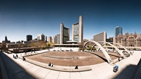 Nathan Phillips Square by Benson Kua