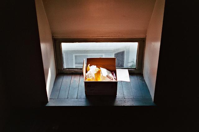 Box by Hudson Gardner
