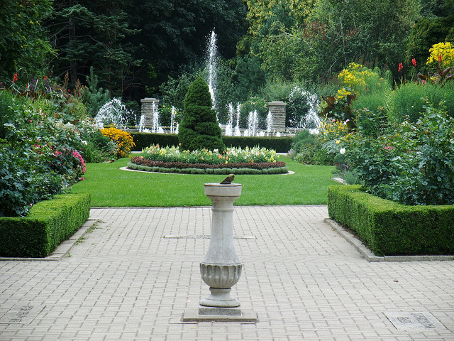 Casa Loma gardens by mark watmough