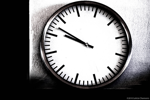 Time by lett