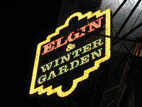 Elgin Winter Garden Theatre by IanMuttoo