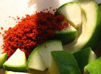 green mango red chilli powder by ratnarajaiah