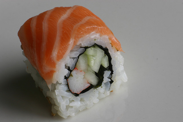 sushi roll by grendelkhan