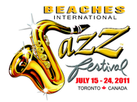 Beaches International Jazz Festival Toronto 2011
