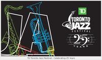 TD Toronto Jazz Festival Logo