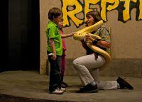 Kids in Reptilia