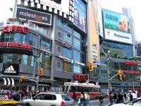 Toronto Life Square by Loozrboy
