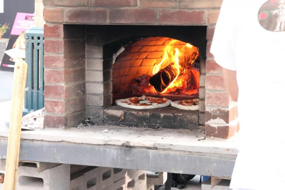 Queen Margheritas Wood Fire Oven by Rene S