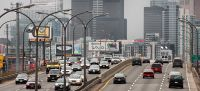 Gardiner Expressway by Marc Lostracco