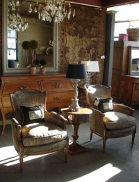 Sharon ODowd Antiques Custom Furniture Selection