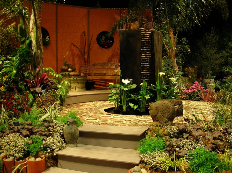 Ideas for your garden modern design trends jamie sarner for Garden design ideas toronto