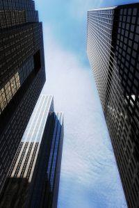 Toronto Buildings by Den Zen