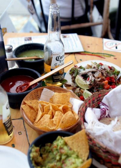 Mexican Food by Ilkerender