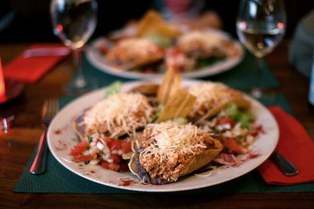 Mexican Food by Nicolas Nova