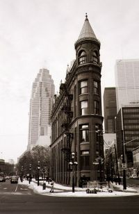 Flatiron by Wikimedia Commons