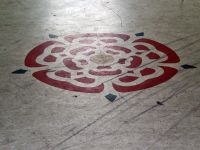 Floor Rose by Bec