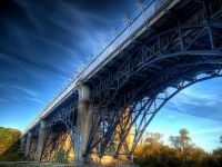 Prince Edward Viaduct by Paul Bica