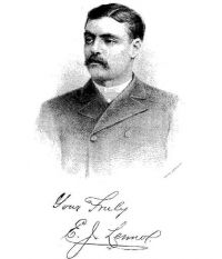 Edward James Lennox 1885 by Wikimedia Commons